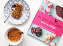 The Hummingbird Bakery - Life is Sweet - Lemon Crumb Squares A Mum Reviews