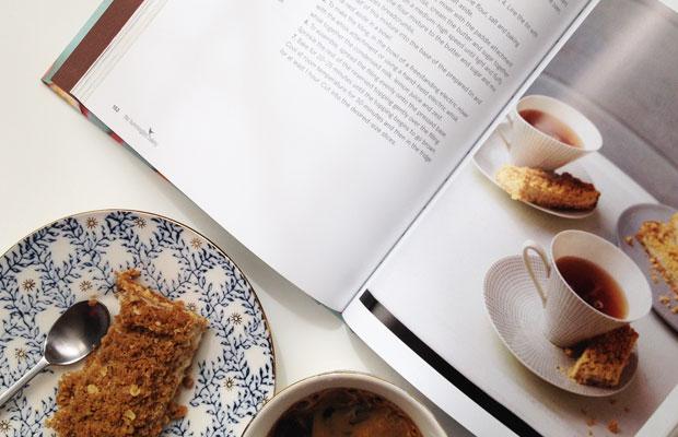 The Hummingbird Bakery - Life is Sweet - Lemon Crumb Squares A Mum Reviews
