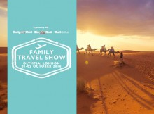 Win Tickets to The Family Travel Show This October A Mum Reviews
