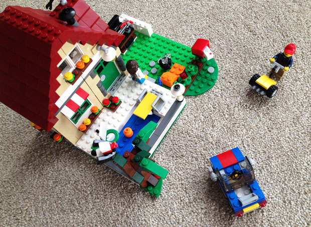 Extending our Lego Collection through Find a Present UK A Mum Reviews