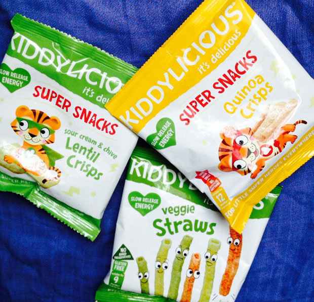 Kiddylicious Super Snacks for Little Super Heroes Everywhere A Mum Reviews