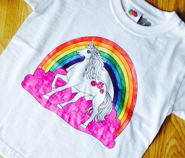 Mindfun Tees Review – Colouring T-Shirts Sets A Mum Reviews