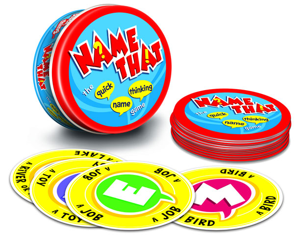 Name That! Review – The Game That Does What It Says On The Tin! A Mum Revievs