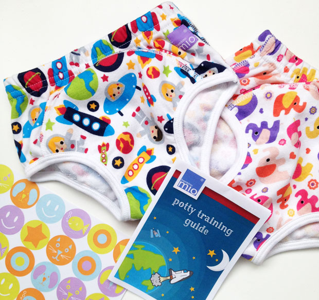 Bambino Mio Potty Training Pants Review / Potty Training A Mum Reviews