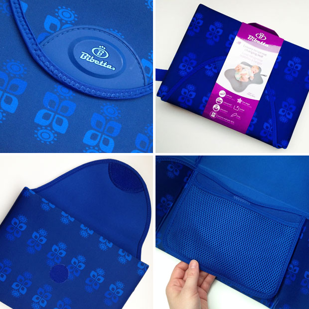Bibetta Star Changing Mat and Nappy Wallet Review A Mum Reviews