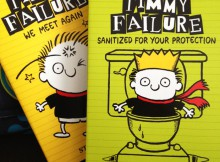 Book Review & Giveaway: Timmy Failure - Sanitized for Your Protection A Mum Reviews
