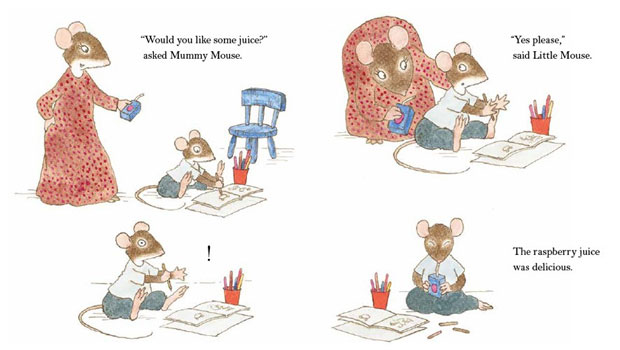 Book Review: Little Mouse by Riikka Jantti A Mum Reviews