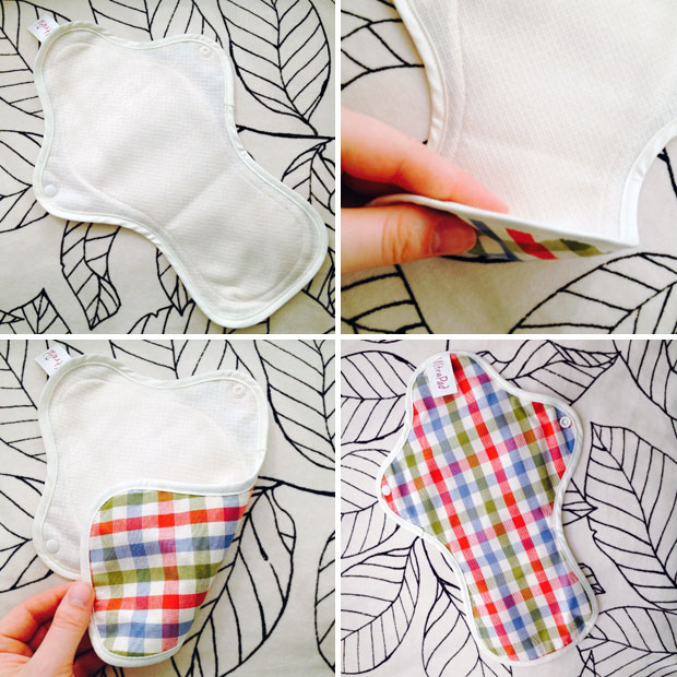 Cheeky Wipes Reusable Postpartum Pads Review A Mum Reviews