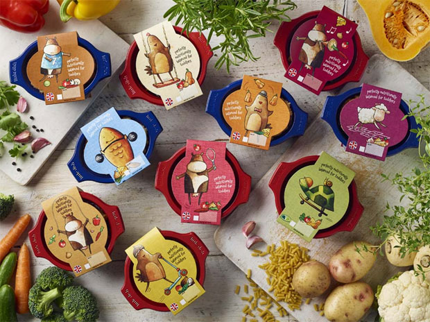 Little Dish Pots and Pies Review - Tasty Meals Tailored for Toddlers A Mum Reviews