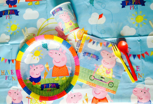 Party Bags & Supplies Peppa Pig Party Pack Review A Mum Reviews