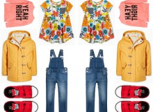 Toddler Fashion Wish List / Last Month of Summer A Mum Reviews