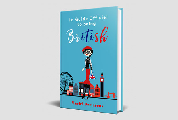 Book Review: Le Guide Officiel To Being British by Muriel Demarcus A Mum Reviews