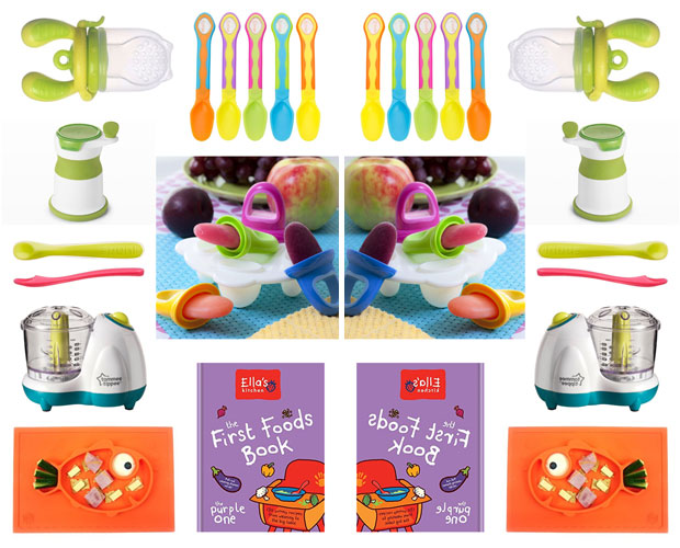 Fun, Clever & Colourful Weaning Products - Wish List / Shopping List A Mum Reviews