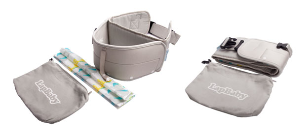 LapBaby Review - The Hands-free Seating Aid for Babies A Mum Reviews