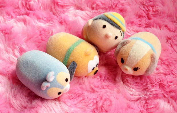TSUM TSUM Squishies Series 2 Review – Stack! Collect ...