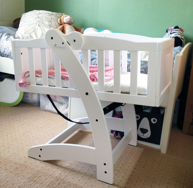 The MULTY By Ninnananna Review - The Baby Crib Phase A Mum Reviews