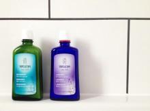 Weleda Rosemary Bath Milk & Lavender Bath Milk Review A Mum Reviews