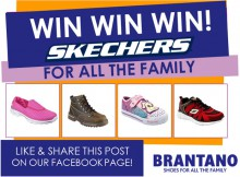Win Skechers Shoes for all the Family with Brantano Footwear! A Mum Reviews