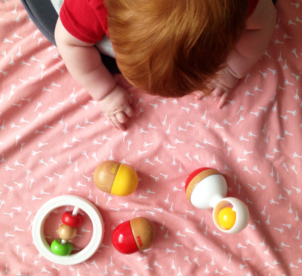 Wooden Brio Baby Toys - Our Favourites So Far A Mum Reviews