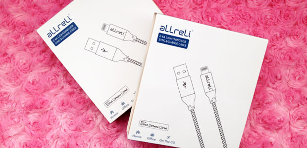 aLLreLi Apple iPhone Lightning Charger Cables Review A Mum Reviews