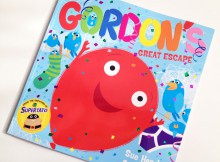 Book Review: Gordon's Great Escape by Sue Hendra A Mum Reviews
