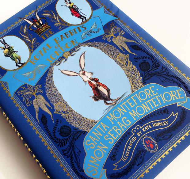 Book Review: The Royal Rabbits of London by Santa and Simon Sebag Montefiore A Mum Reviews