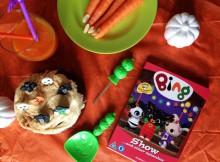 CBeebies Bing DVD Release Halloween Party A Mum Reviews