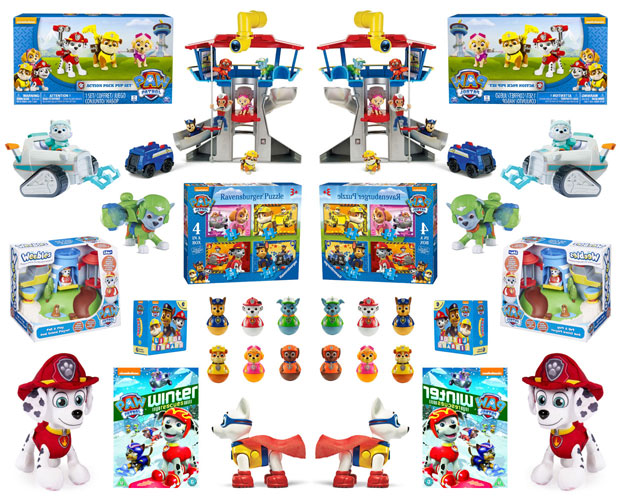 Paw Patrol Christmas.Christmas Gifts For Paw Patrol Fans A Gift Guide A Mum