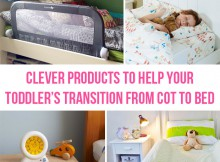Clever Products to Help your Toddler's Transition from Cot to Bed A Mum Reviews