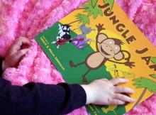 Jungle Jam Book Review - A Musical Children's Book A Mum Reviews
