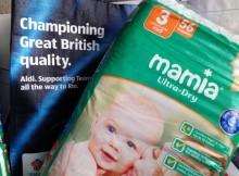 NEWS – Barnardo's Logo is Now on ALDI's Mamia Nappies! A Mum Reviews