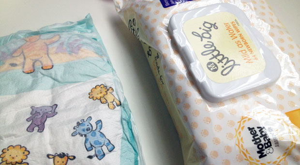 Our Baby Nappy Change Essentials Favourite Products