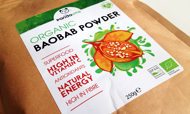 Pandavita Organic Baobab Fruit Powder Review + Recipe A Mum Reviews