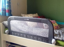 Summer Infant Grow with Me Bed Rail Review + Instruction Video A Mum Reviews