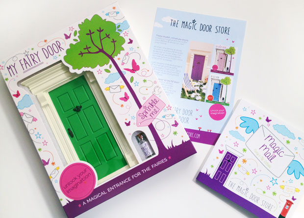The Magic Door Store / My Fairy Door Review A Mum Reviews