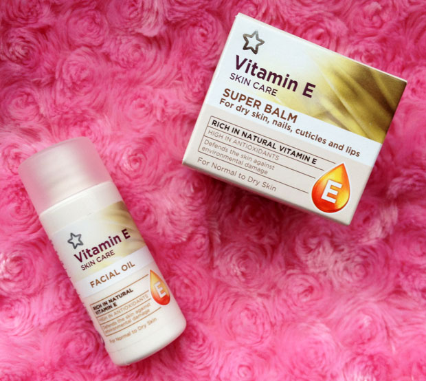 Winter Heroes from Superdrug - Vitamin E Facial Oil & Super Balm A Mum Reviews