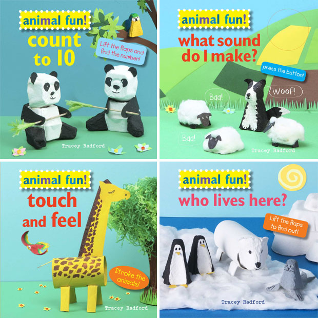 Animal Fun! A New Series Of Fun Board Books by Tracey Radford A Mum Reviews