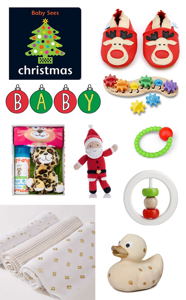Baby's First Christmas Gift Ideas - A Christmas Gift Guide A Mum Reviews