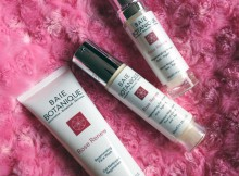 Baie Botanique Regenerating Rose Renew Skincare Range Review A Mum Reviews