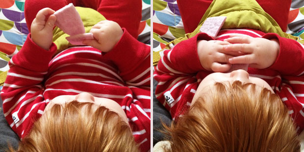 Kiddylicious Wafers Review / Weaning Baby No. 2 A Mum Reviews