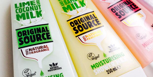 Original Source Moisturising Shower Milks Review A Mum Reviews