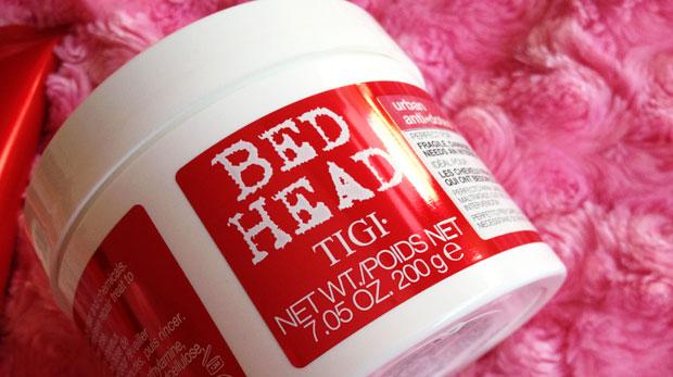 TIGI Bed Head Resurrection Gift Set Review / A Treat for Damaged Hair A Mum Reviews