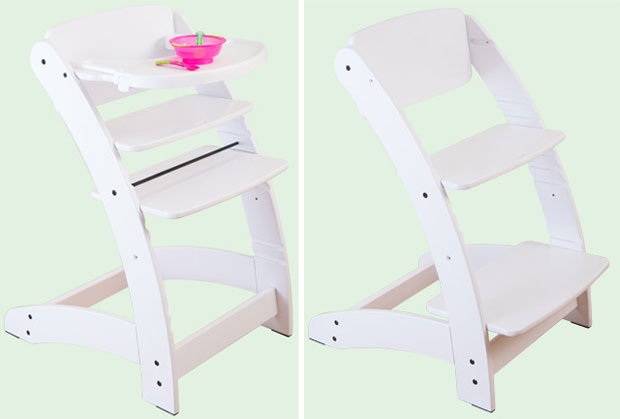 The MULTY By Ninnananna Review – The Highchair & Storage Phase A Mum Reviews
