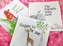 The Savanna Set by Clare Luther & Maria Floyd Review A Mum Reviews