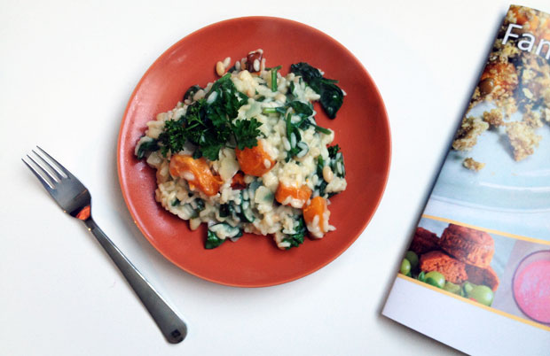 Butternut Squash Risotto Recipe - Bright Horizons Family Recipes A Mum Reviews