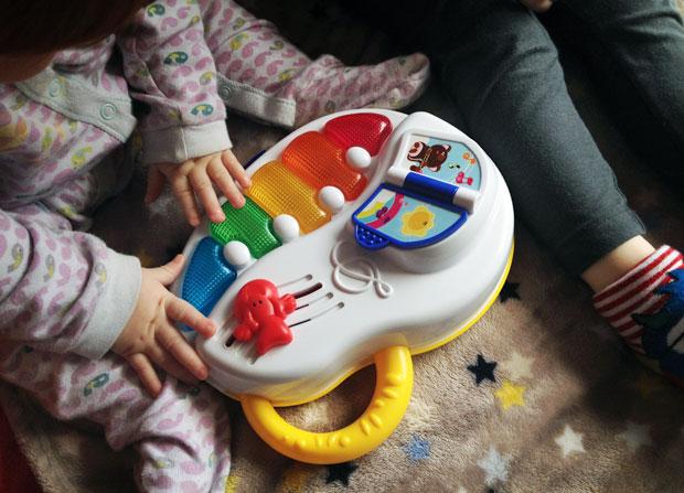 Chicco Do Re Mi Baby Piano Review A Mum Reviews