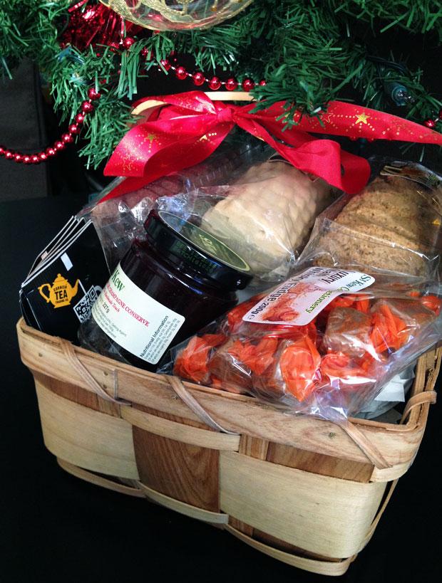 Dobies Of Devon Yummy Christmas Goodwill Basket Review