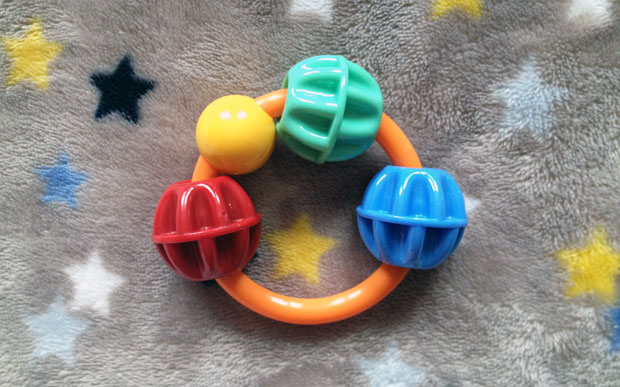 DreamBaby Click Clack Balls Teether Review A Mum Reviews