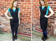 The Therapy Eden Grey Pinafore Dress from House Of Fraser A Mum Reviews