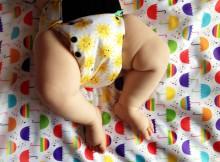 TotsBots Elements Cloth Nappies & Changing Mat Review A Mum Reviews
